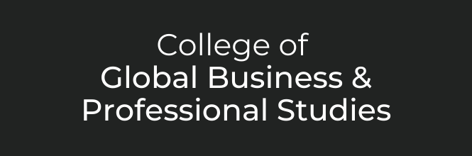 College of Global Business and Professional Studies