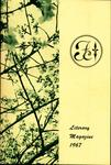 Literary Magazine: Spring 1967 by Fontbonne College