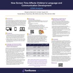 How Screen Time Affects Children's Language and Communication Development