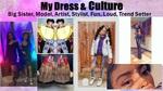 Dress & Culture: Mood Board by Jessica Turner