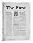 The Font: December 3, 1926 by Fontbonne College