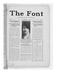 The Font: December 10, 1926 by Fontbonne College