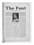 The Font: December 20, 1926 by Fontbonne College