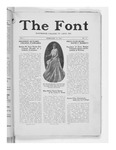 The Font: February 25,1927 by Fontbonne College