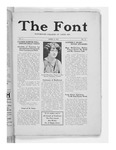 The Font: April 8, 1927 by Fontbonne College