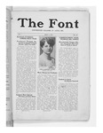 The Font: May 4, 1927 by Fontbonne College