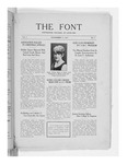 The Font: December 15, 1927 by Fontbonne College