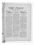 The Font: February 15, 1928 by Fontbonne College