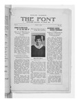 The Font: June 1, 1928