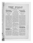 The Font: March 1, 1929 by Fontbonne College