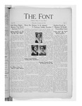 The Font: November 28, 1934 by Fontbonne College