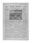 The Font: October 28, 1938 by Fontbonne College
