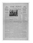 The Font: December 14, 1938 by Fontbonne College