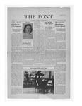 The Font: January 20, 1939 by Fontbonne College