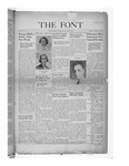 The Font: February 17, 1939 by Fontbonne College