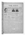 The Font: March 13, 1939 by Fontbonne College