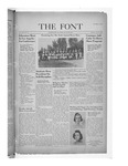 The Font: April 3, 1939 by Fontbonne College