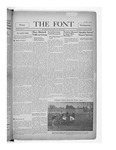 The Font: November 22, 1939 by Fontbonne College
