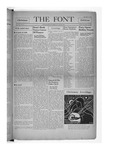 The Font: December 15, 1939 by Fontbonne College