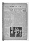 The Font: February 14, 1940 by Fontbonne College