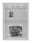 The Font: May 3, 1940 by Fontbonne College