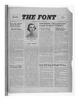 The Font: September 30, 1940 by Fontbonne College