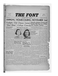 The Font: October 30, 1940