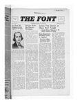 The Font: February 3, 1941 by Fontbonne College