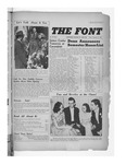 The Font: February 21, 1941 by Fontbonne College