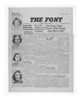 The Font: March 24, 1941 by Fontbonne College