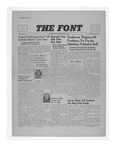 The Font: October 3, 1941 by Fontbonne College
