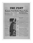 The Font: October 16, 1941 by Fontbonne College