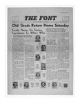 The Font: November 6, 1941 by Fontbonne College
