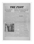 The Font: December 5, 1941 by Fontbonne College