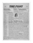 The Font: February 27, 1942 by Fontbonne College