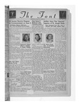 The Font: May 12, 1942 by Fontbonne College