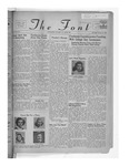 The Font: October 15, 1942 by Fontbonne College