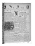 The Font: December 15, 1942 by Fontbonne College