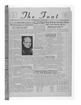 The Font: February 8, 1943 by Fontbonne College