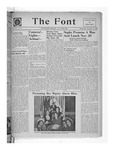 The Font: November 17, 1943 by Fontbonne College