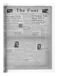 The Font: December 15, 1943 by Fontbonne College