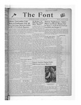 The Font: February 28, 1944 by Fontbonne College