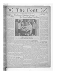 The Font: March 17, 1944 by Fontbonne College