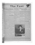 The Font: November 17, 1944 by Fontbonne College