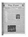 The Font: December 13, 1944 by Fontbonne College