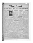 The Font: February 8, 1945 by Fontbonne College