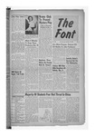 The Font: November 19, 1945 by Fontbonne College