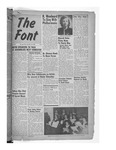 The Font: December 18, 1945 by Fontbonne College