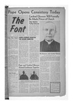 The Font: February 18, 1946 by Fontbonne College