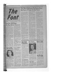 The Font: May 21, 1946 by Fontbonne College